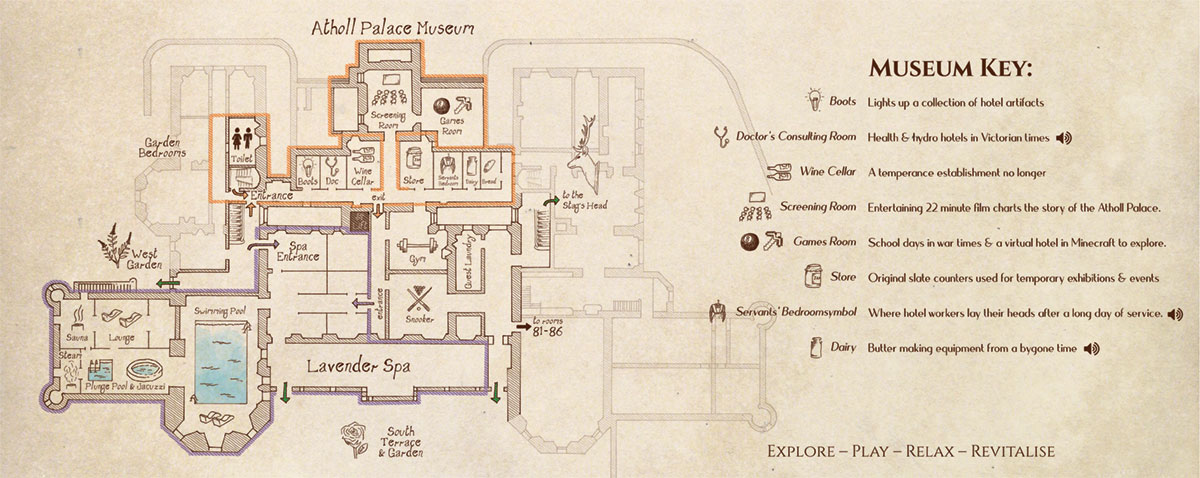 Atholl Palace Map part 2.